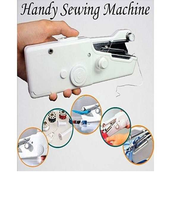 Best Choice Handy Stitch Sewing Machine - White