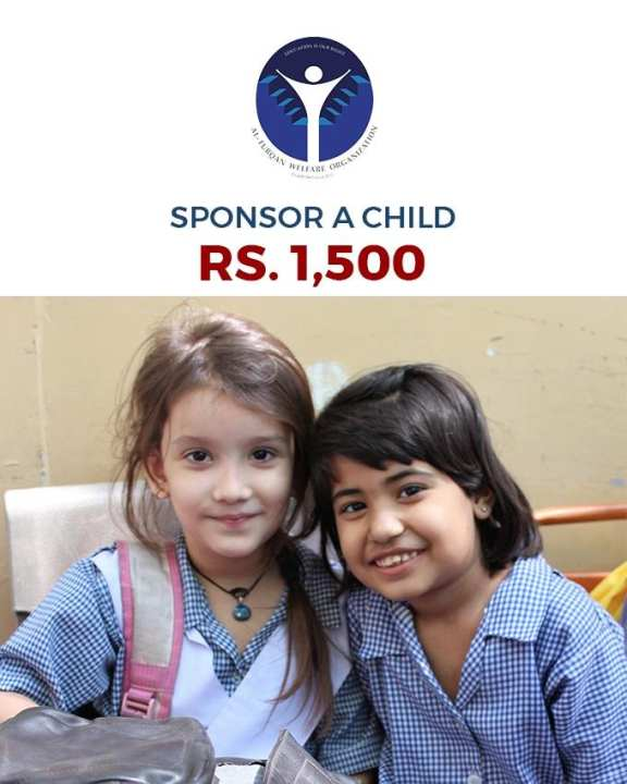Sponsor to Educate a Child