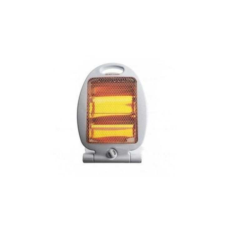 CM Portable Electric Quartz Heater - White