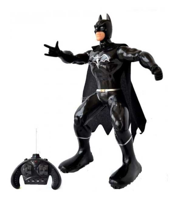 Remote Control Batman Action Figure