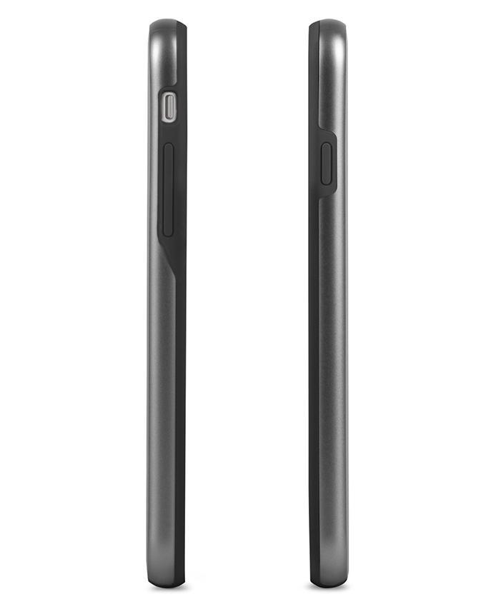 Snap-On Case iGlaze for iPhone 7 - Metro Black