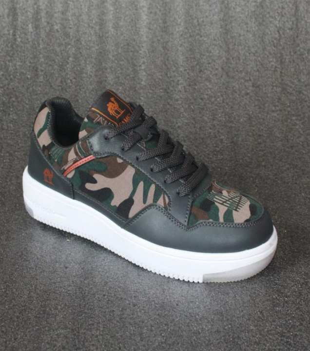 Multi-Color Fabric  Lifestyle Sneakers For Men