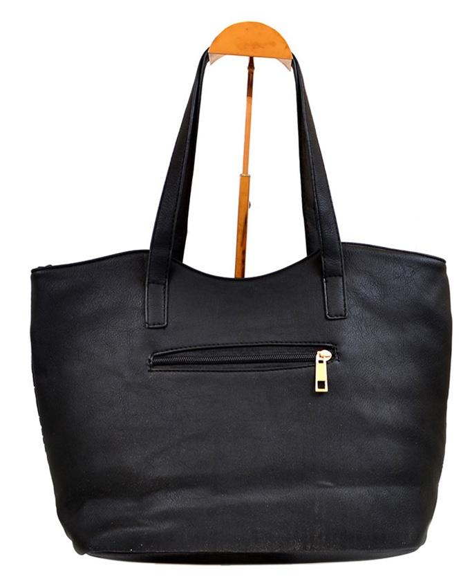 Black Casual Handbag for Women - 20500792