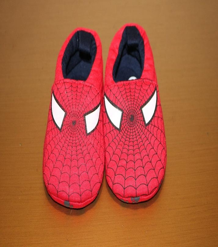 Red Spider Man Shoes for Kids