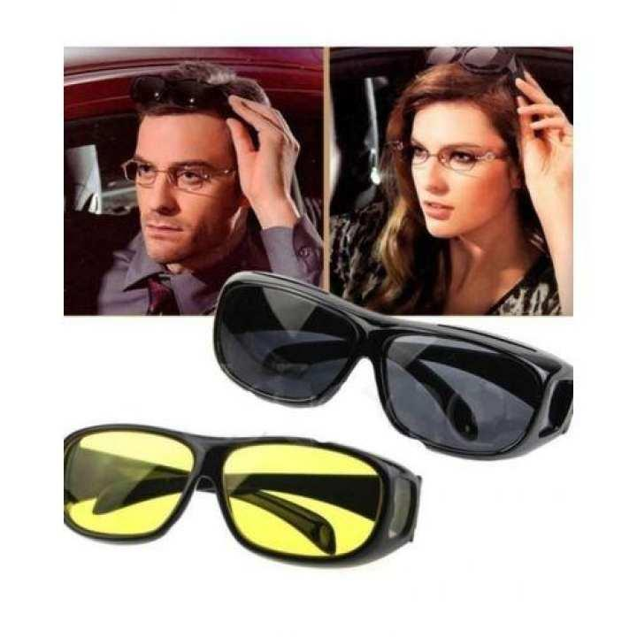 a8fc58835c Original Pack Of 2 - Hd Night Vision   Day Glasses