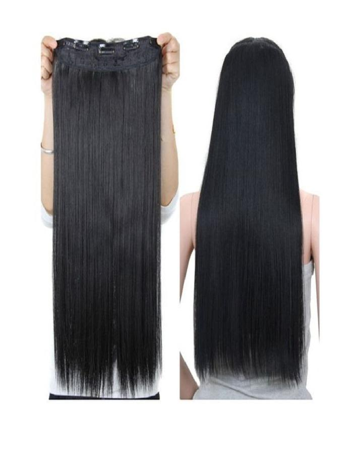 Hair Extensions - Natural Black