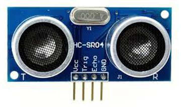 HC SR04 HC-SR04 Ultrasonic Sensor