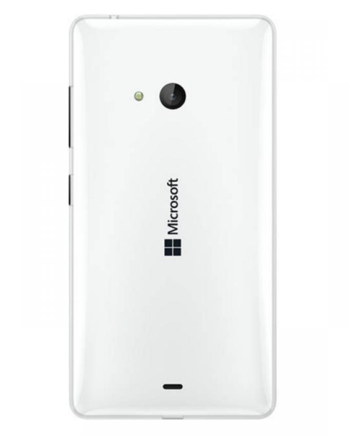Body Replacement Back Nokia 540 - White