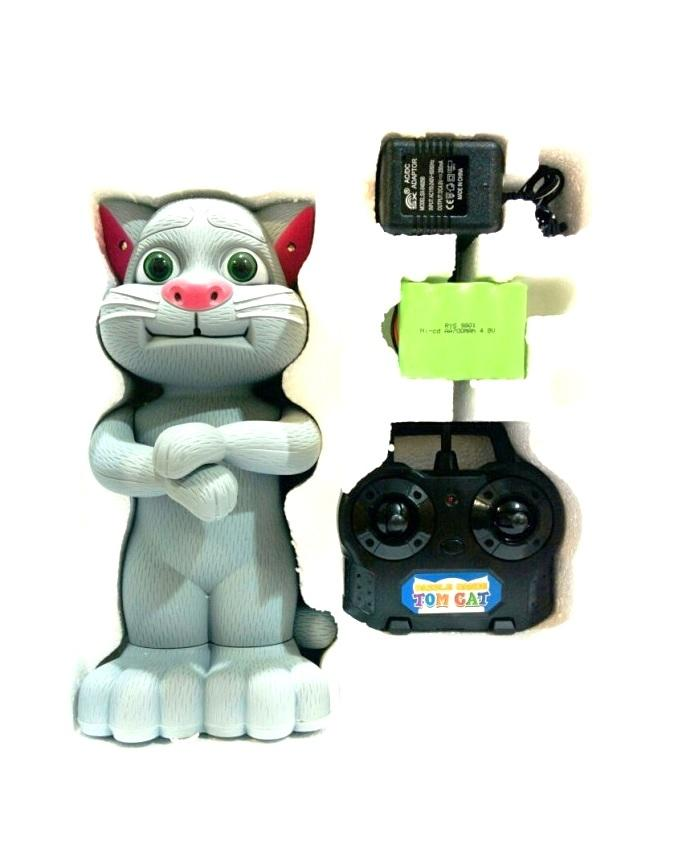 Rechargeable Remote Talking Tom - Grey
