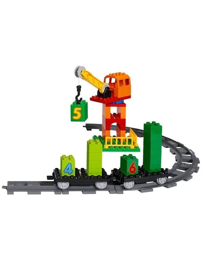 45008 - Math Train Set For Kids - Multicolour
