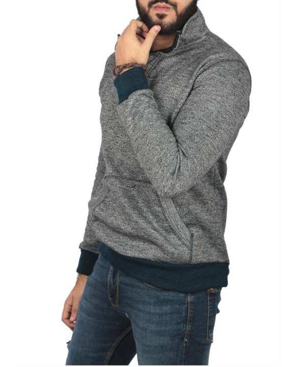 YNG Grey Sweatshirts For Men