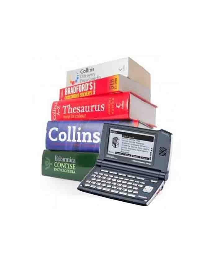 Digital Dictionary Dmq 2110 Collins Speaking Reference Library