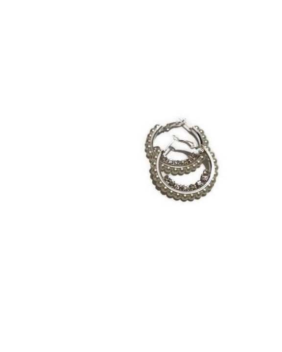 Trendy And Sylish Balli Earring For Women-Silver