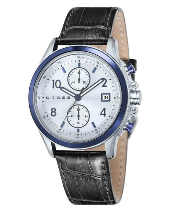 Watch for Men - Cross Helvetica  Chronograph Watch Cr8023-01