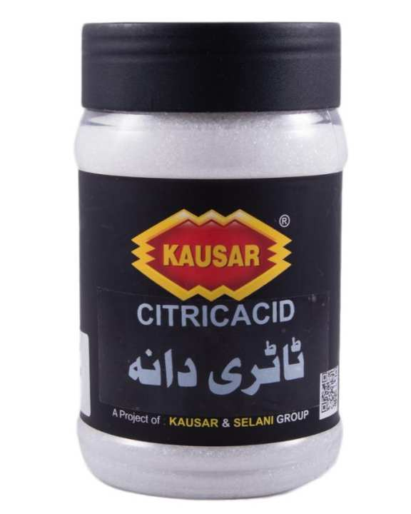 Citric Acid 800g