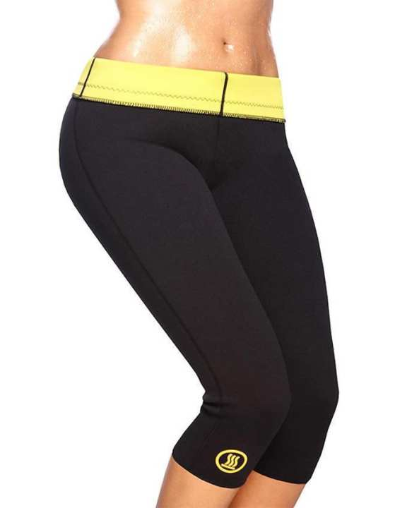 Hot Shapers Neoprene Slimming Pant - Black
