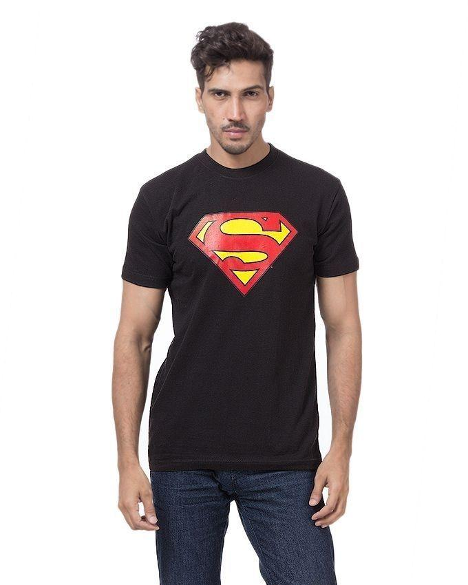 Pack Of 3 - Superman Cotton Tshirts For Men Ep_1604