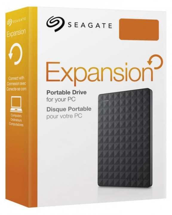 Seagate Expansion 1TB - USB 3.0 - External Hard Drive - Brand Warranty