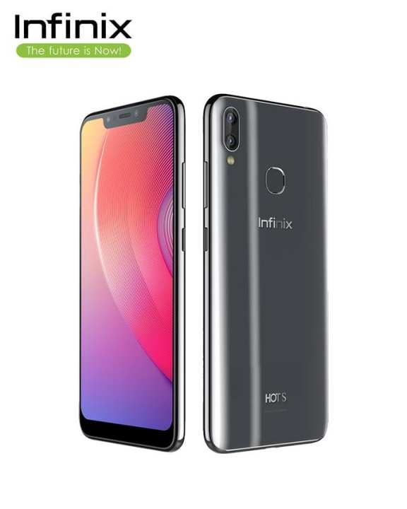Infinix Hot S3X - 6.2'' FHD Display - 4GB RAM - 64 GB ROM - Fingerprint Sensor & Face Unlock