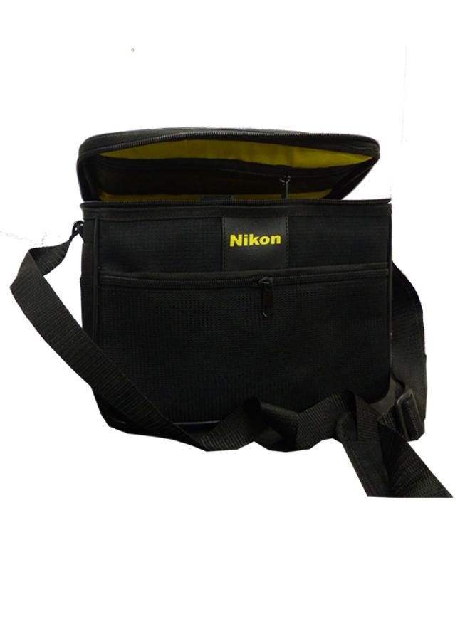 DSLR Double Lens Bag - Black