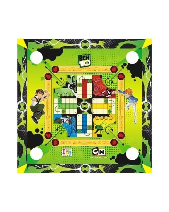 Ben10 Ludo - Small - Green