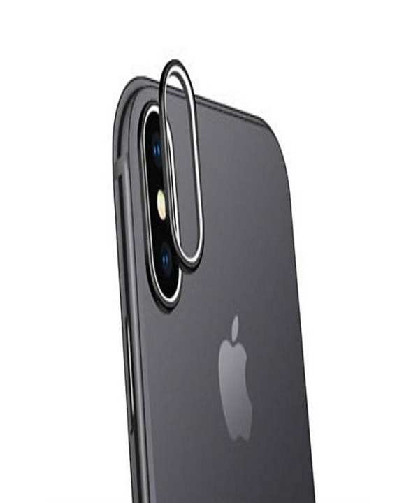 Hippo Trader Back Camera Lens Protection glass for Apple Iphone X