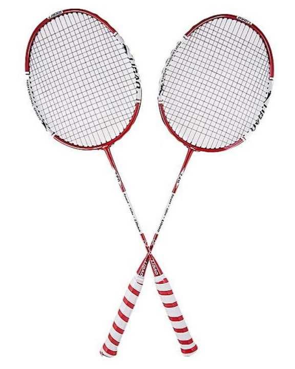 Non Joint Badminton Racket