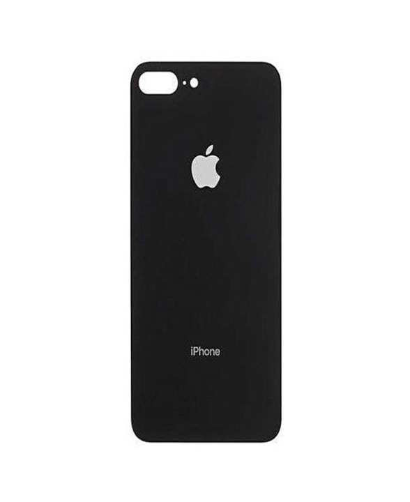 Iphone 8  Back Glass -  Back  Cover Iphone 8  - Black