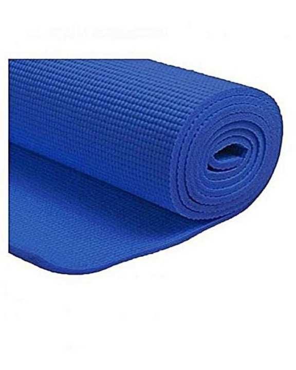 New Yoga Mat 4mm - Blue