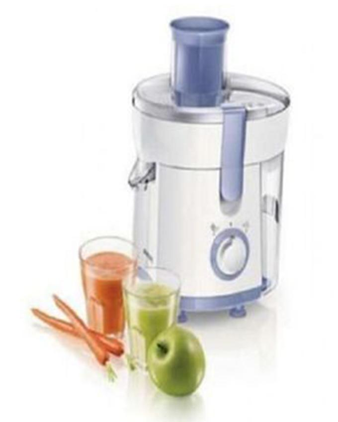 Philips Juice Extractor Hr1811 White Blue Buy Online At Best