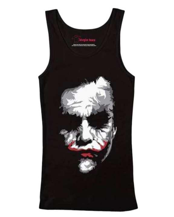 Heath Joker Tank Top ( Black)