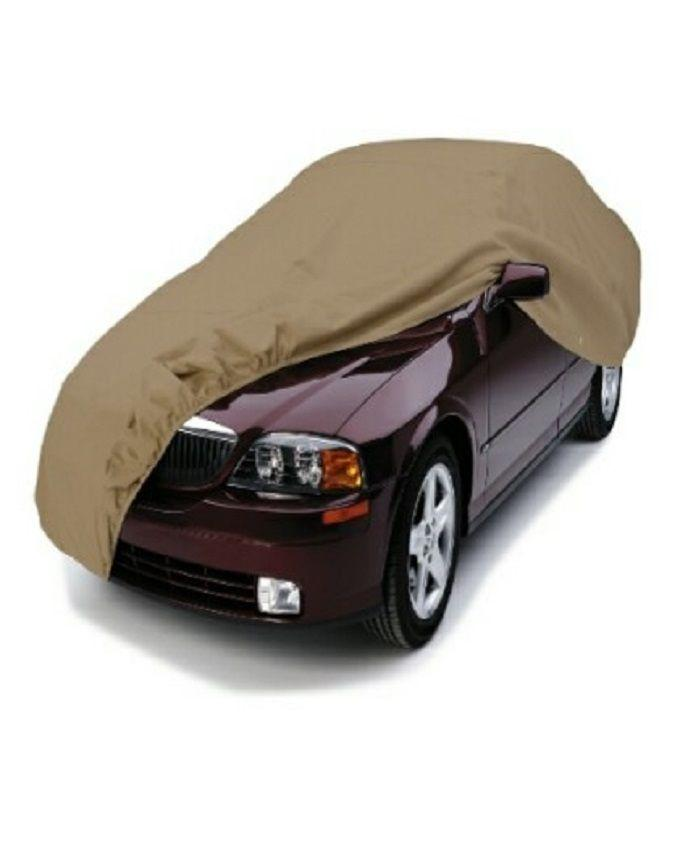 Scratch Resistant,Dust & Waterproof PVC Car Body Cover for all Japanese Cars- Multicolour