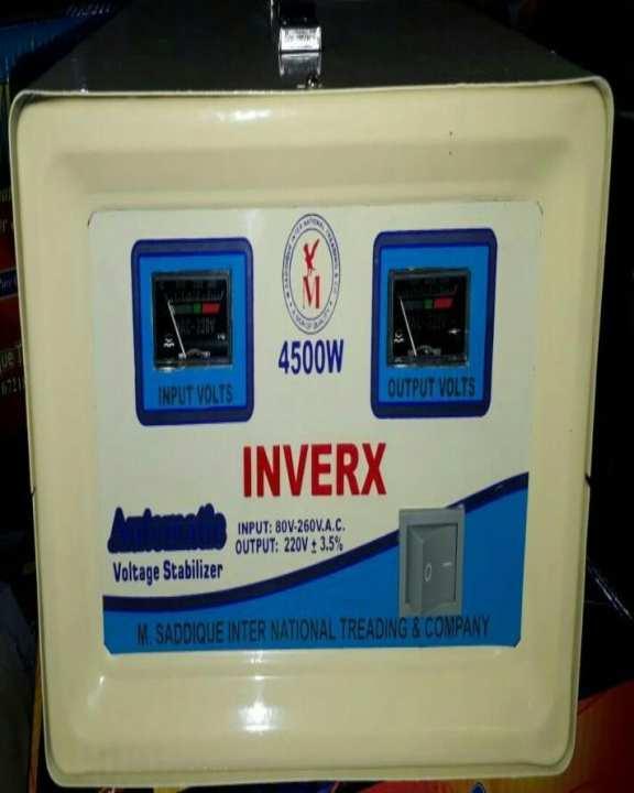 3500 Copper Wire Stablizer 130-220 Volts