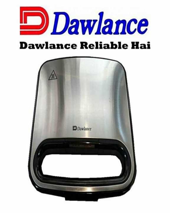 DWSM-7900 - Sandwich Maker - Silver