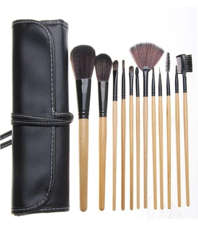 Pack of 12 - Brushes Set