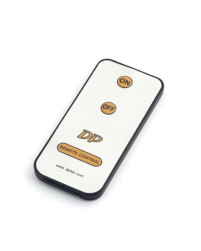 LED-7081 - Remote Control Emergency Light - White