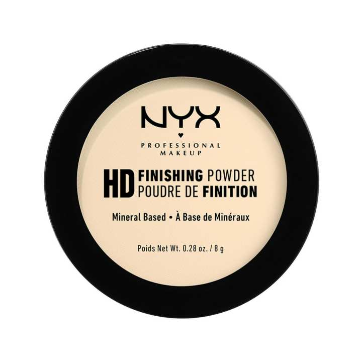 High Definition Finishing Powder - 02 Banana
