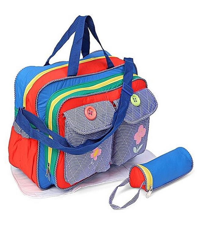 Baby Bag For Diaper & Accessories