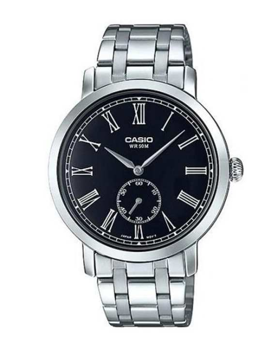Mtp-E150D-1Bvdf - Stainless Steel Watch For Men