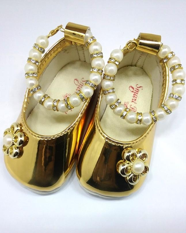 9bd8ae80f89b4 Alibaba ... clearance prices f249a c2914  Golden Beauty Shoes For Cute Baby  Girls hot sales 7960a fad35  flat shoes women house slippers designer slides  ...