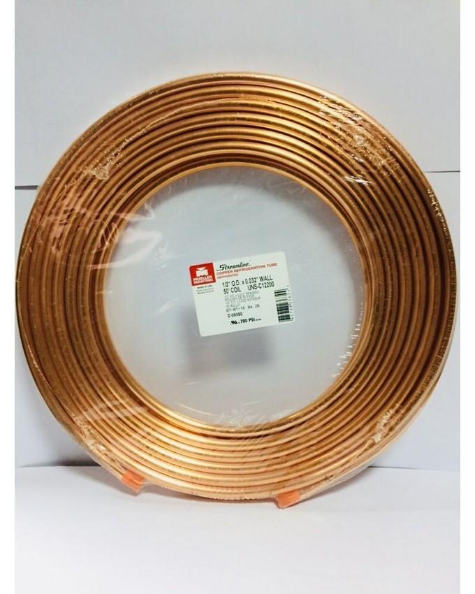 Copper Pipe 1/2