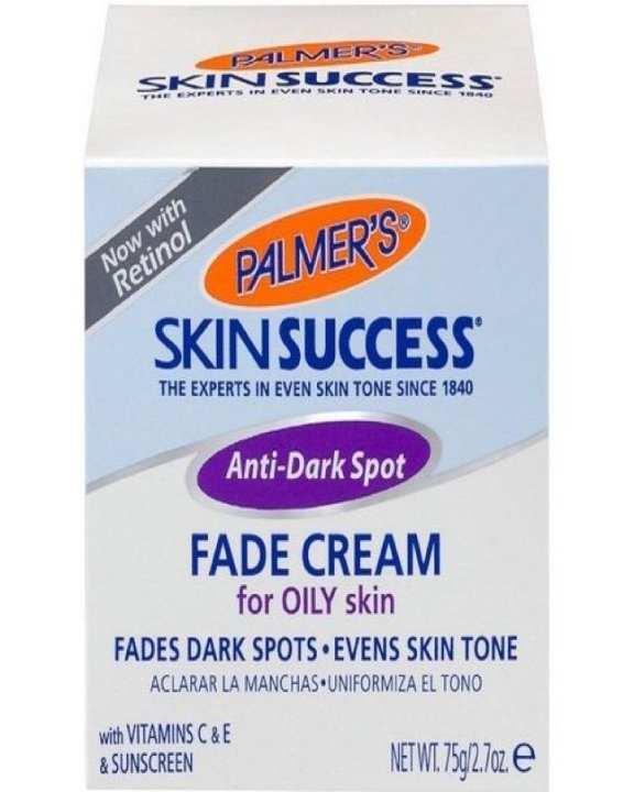Skin Success Anti-Dark Spot Fade Cream for Oily Skin 2.70 oz 75ml