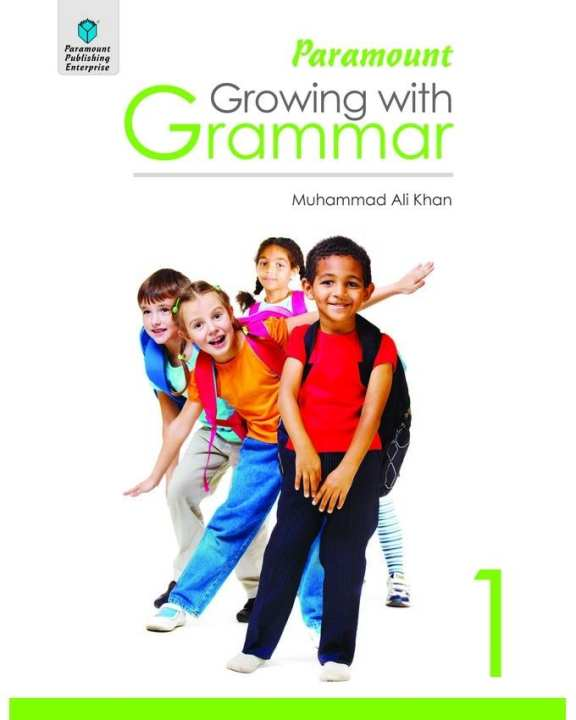 Paramount Growing With Grammar-1 (Pb)
