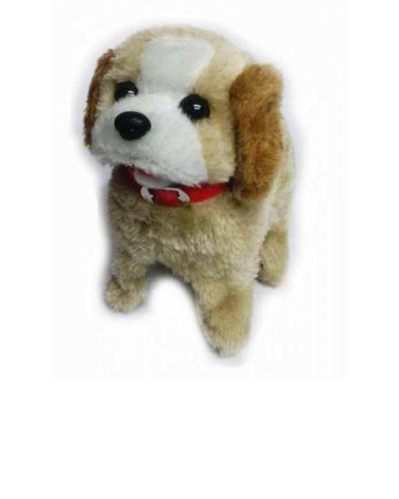 Battery Operated Puppy Toy - Multicolor