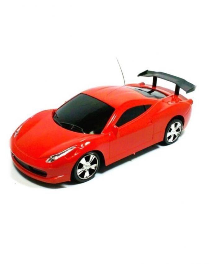 Modern Remote Control Car - Red