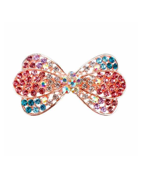 Multicolor Zinc Alloy Hair Pin For Women