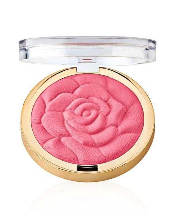 Rose Powder Blush - Flora Passion