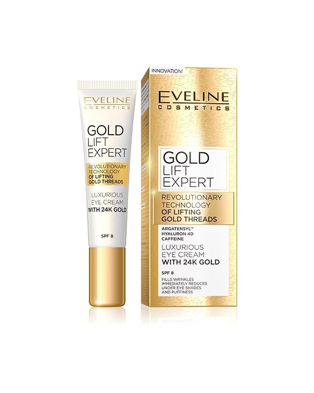 Gold Lift Expert Eye Cream Buy Online At Best Prices In Pakistan