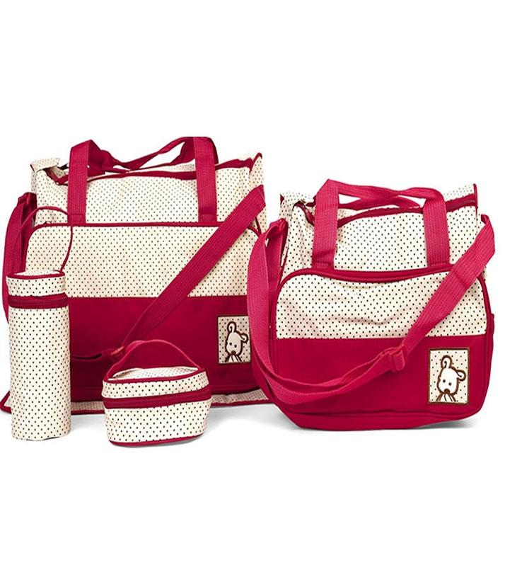 9ec5a6439515 Diaper Baby Bag Set -   5 Pcs