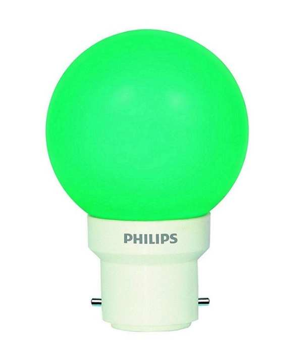 Led Deco Green 0.5W B22